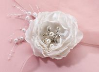 Chic And Shabby Hair Clip / Pin Decoration